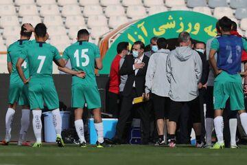 شکایت فدراسیون فوتبال به AFC بابت سلب میزبانی از ایران