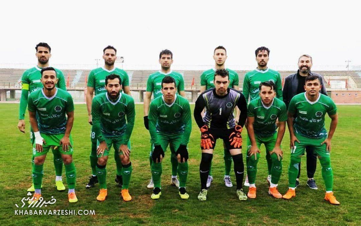 تصویری ناراحت کننده از ورزشگاه خاطره انگیز فوتبال ایران