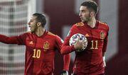 ویدیو| خلاصه بازی گرجستان ۱-۲ اسپانیا