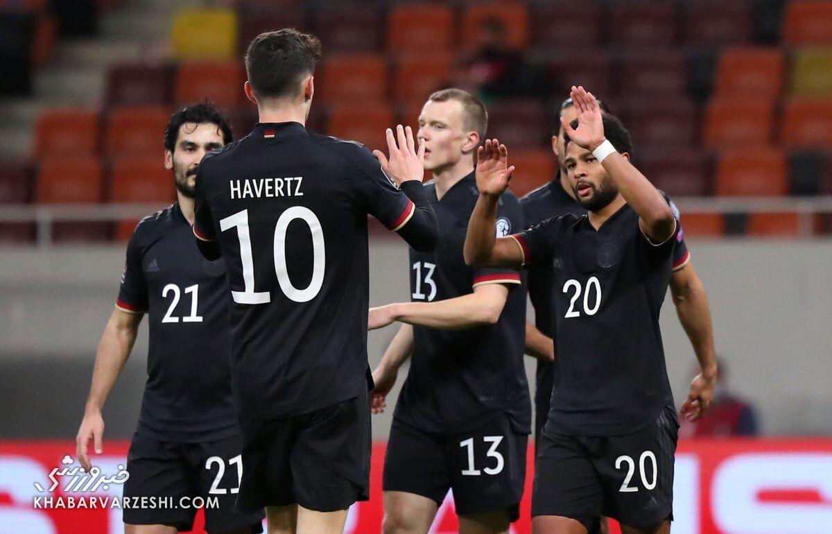 آلمان، ایتالیا و سوئد باز هم برنده شدند