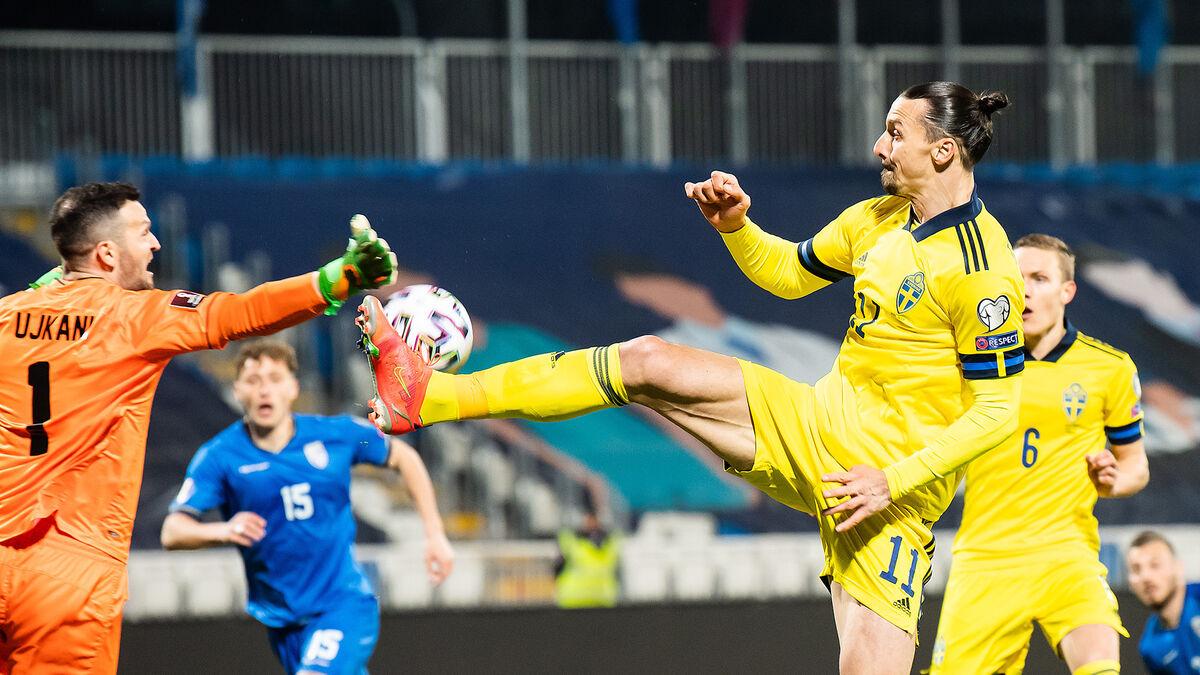 ویدیو  خلاصه بازی کوزوو ۰-۳ سوئد