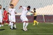 ۲ بازیکنی که در بازی با سوریه رکورد شکستند