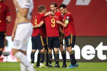 ویدیو| خلاصه بازی اسپانیا ۳-۱ کوزوو