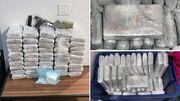 عکس| پلیس انبار کوکائین CR7 را کشف کرد!