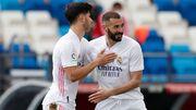 ویدیو| خلاصه بازی رئال مادرید ۲-۰ ایبار