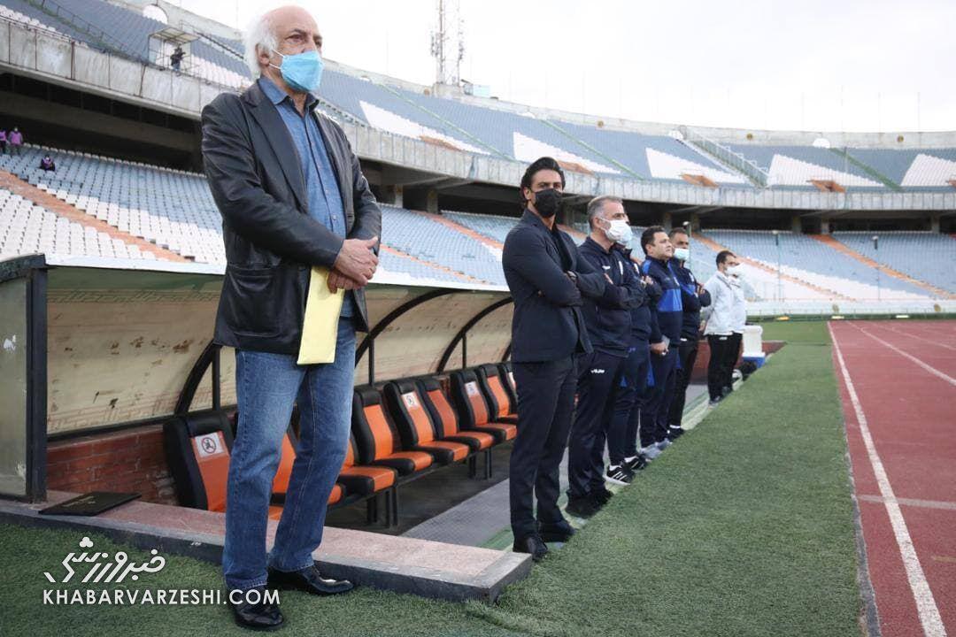 باشگاه استقلال درباره بازیکن پرحاشیه تصمیم میگیرد