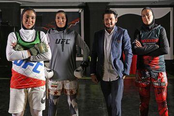 مبارزه زنان در قفس آزاد میشود؟/ برنامه ویژه برای بانوان رشته MMA