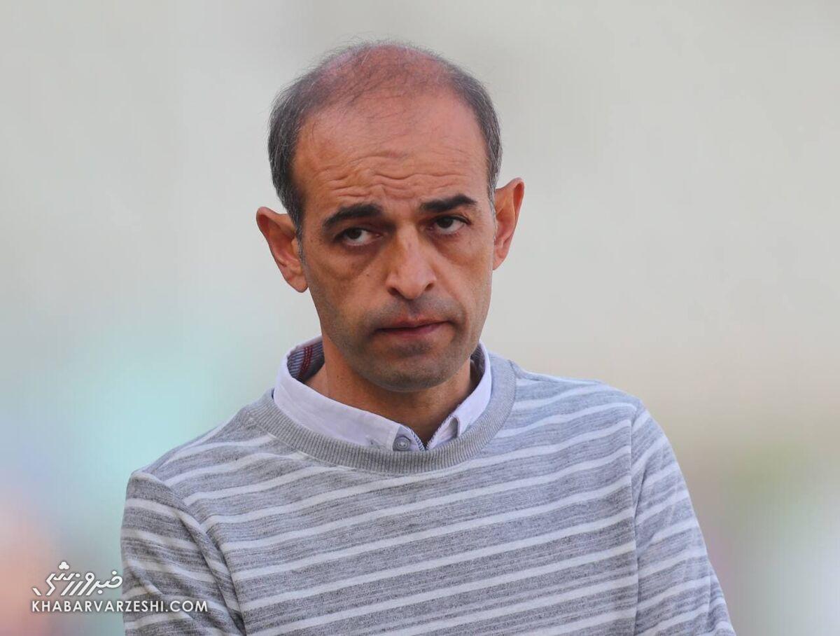 ویدیو| دلایل ناکامی تیم پرستاره امید از زبان اسطوره فوتبال اصفهان
