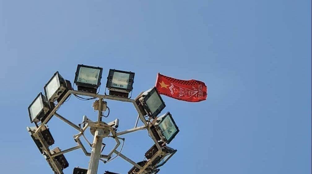 ماجرای خبر نصب پرچم چین در جزیره قشم/ اقدام هواداران پرسپولیس جنجال ساز شد