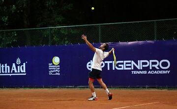 ویدیو| ضیاآذری: امیر جدیدی از بازیکنان خوب تنیس است
