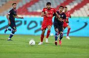 انتخاب پنالتی زن اول و دوم پرسپولیس در لیگ قهرمانان آسیا
