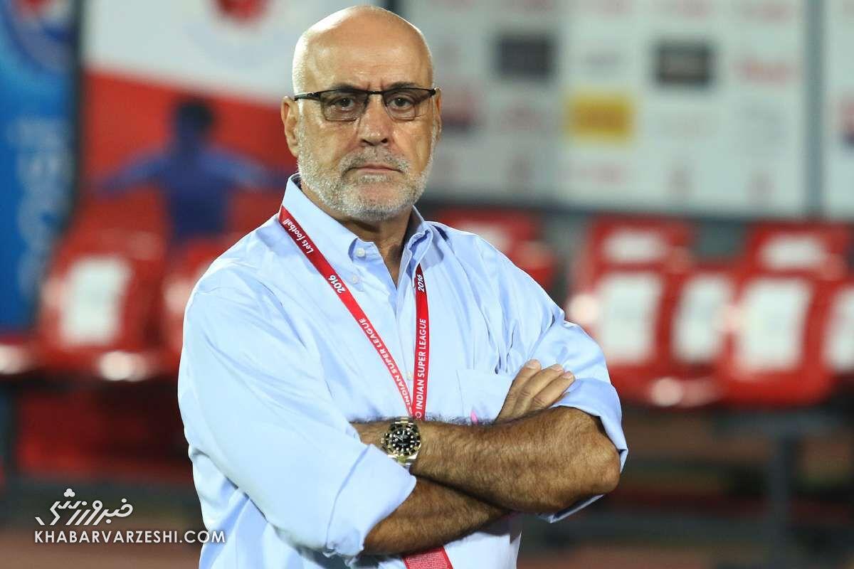 عکس| پست سرمربی سابق پرسپولیس در تیم ملی مصر