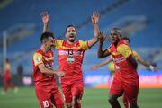 گزارش تصویری| صعود فولاد به مرحله گروهی لیگ قهرمانان پس از غلبه بر العین