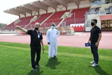 AFC ورزشگاههای میزبان تیم ملی را تایید کرد