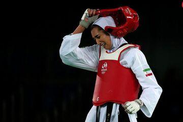شکست تلخ کیمیا علیزاده در تیم پناهندگان/ سهمیه المپیک از دست رفت!