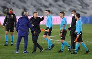 کومان: بازیکنانم از تصمیمات داور ناراحت هستند