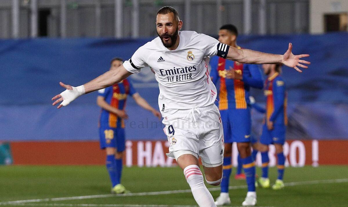 ویدیو| خلاصه بازی رئال مادرید ۲-۱ بارسلونا