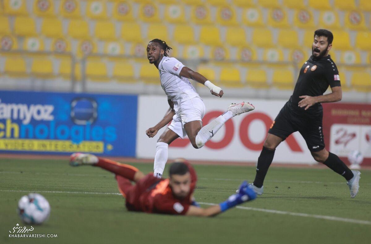 پایان تلخ منتظری و چشمی در لیگ ستارگان قطر