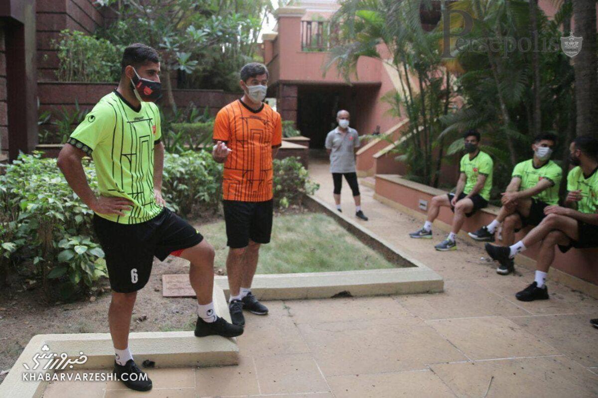 AFC باید بابت انتخاب هند برای میزبانی پرسپولیس توضیح دهد!