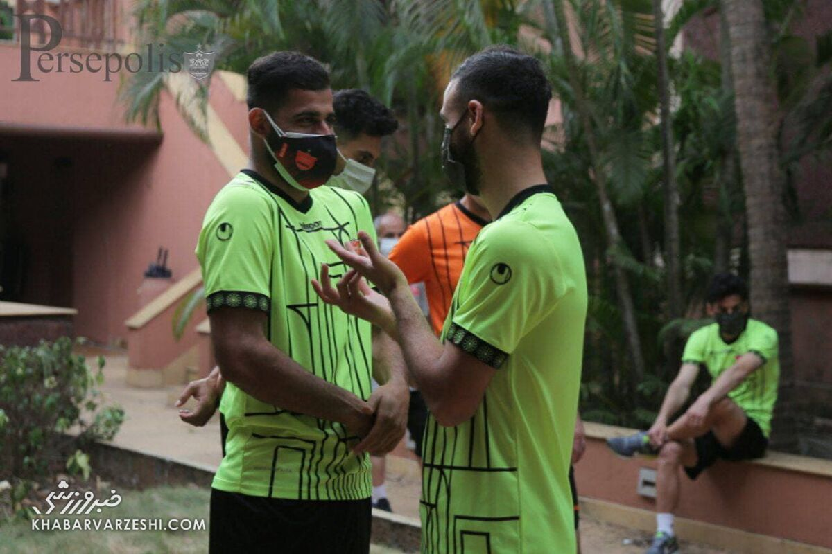 پشت پرده پیشنهادات وسوسهانگیز قطریها به دو بازیکن پرسپولیس فاش شد