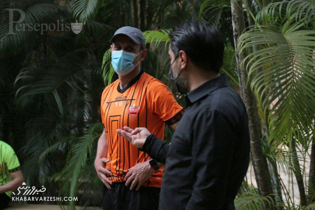 اعتراض پرسپولیسیها به امکانات و میزبانی هند