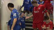 ویدیو  لحظههای خندهدار از لیگ برتر انگلیس