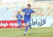 جنجال بزرگ مهاجم استقلالی در لیگ برتر