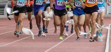 تصاویر| لحظهای خاص و کمنظیر در یک رقابت ورزشی ایران