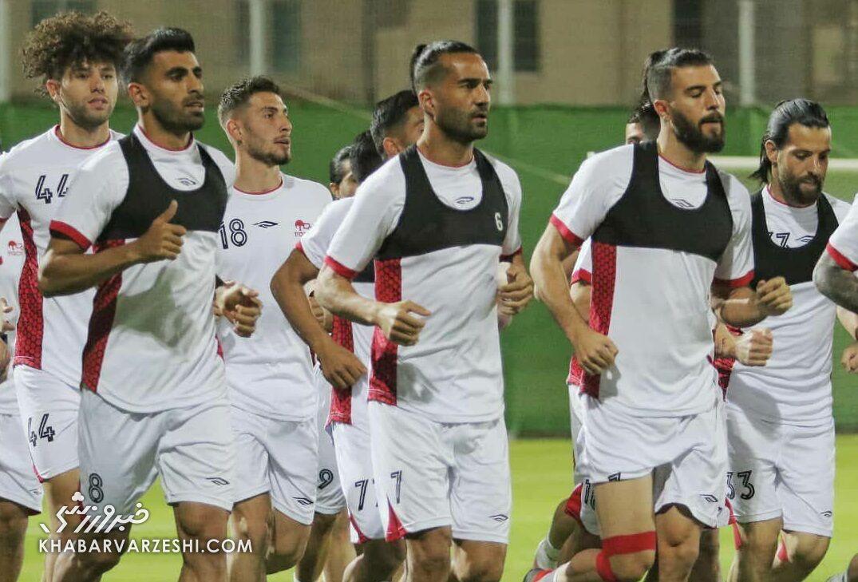 تمرین تراکتور در امارات