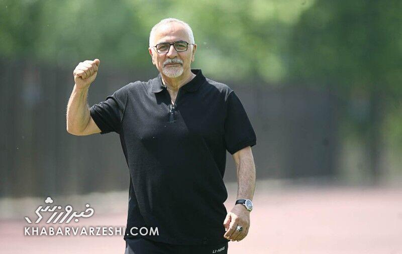خاطرات جالب یار قدیمی سرمربی سابق استقلال/ تصویری منتشر نشده از ناصر حجازی در استخر هتل شرایتون