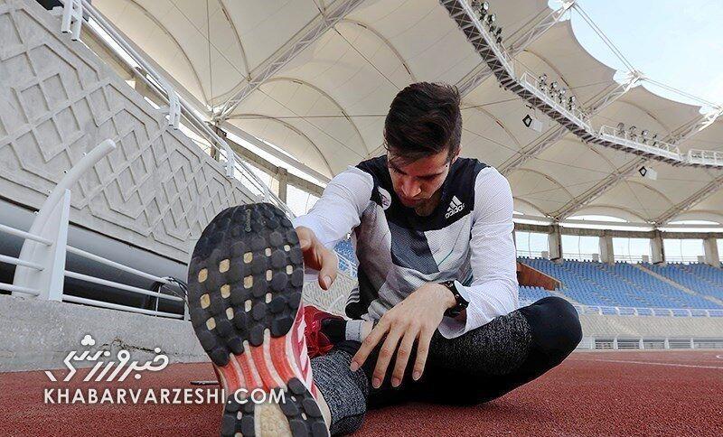 تفتیان: کفشم را دزدیدند، کفش گشاد پایم کردم/ سفر با کرونا خیلی ترسناک است