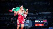 پیروزی جسورانه دلخانی برابر عنواندار جهان و المپیک