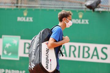 کرونا به نفر دوم تنیس جهان هم رحم نکرد