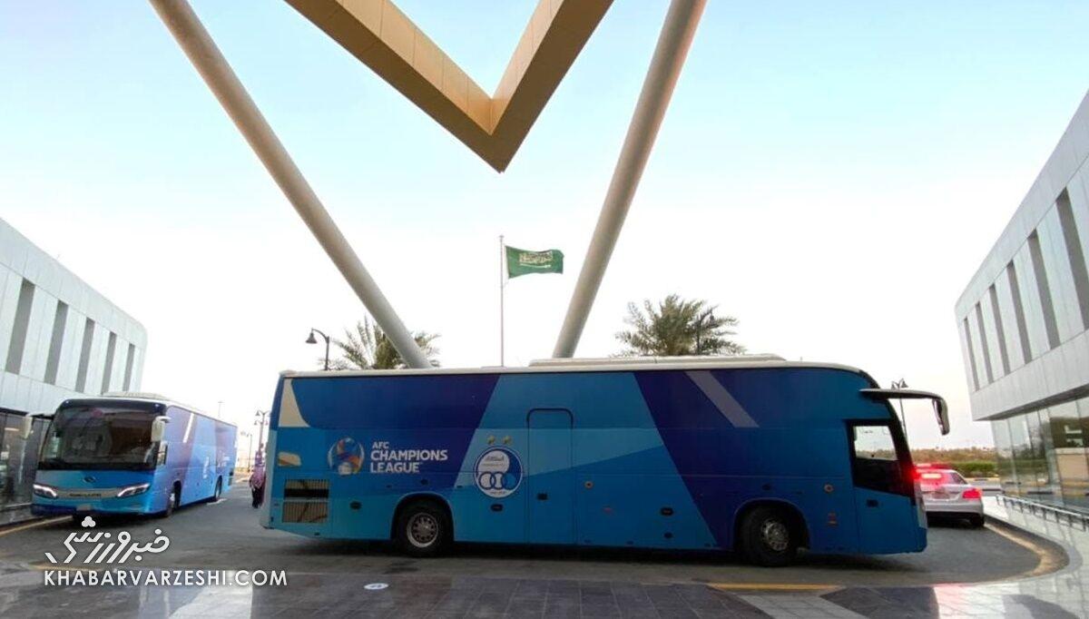 بدقولی AFC به استقلالیها در عربستان