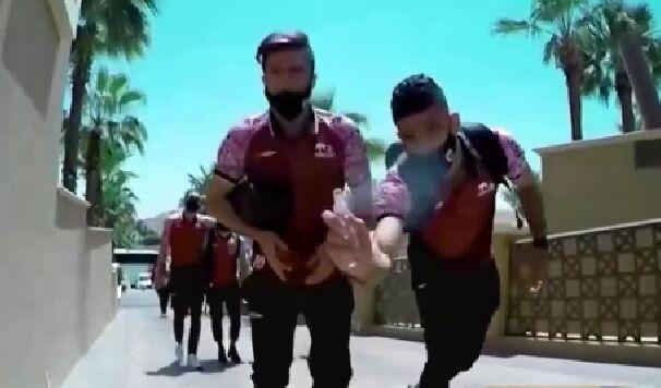 ویدیو| پیش بازی نمایندگان ایران در روز نخست لیگ قهرمانان آسیا