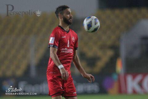 احمد نوراللهی؛ پرسپولیس - الوحده