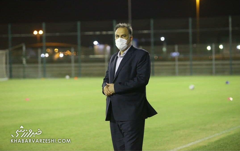 امکانات اختصاصی مدیرعامل استقلال در عربستان