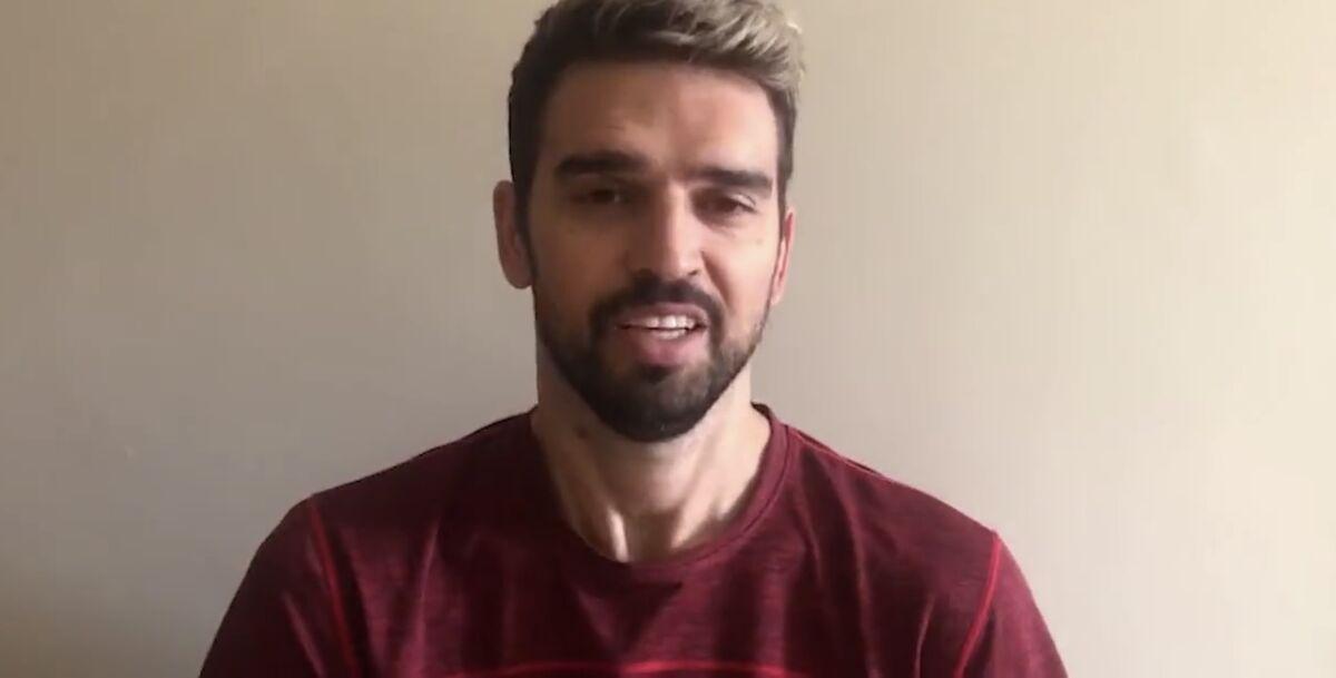ویدیو| پیام پادوانی برای شاگردان نکونام پس از درخشش مقابل السد