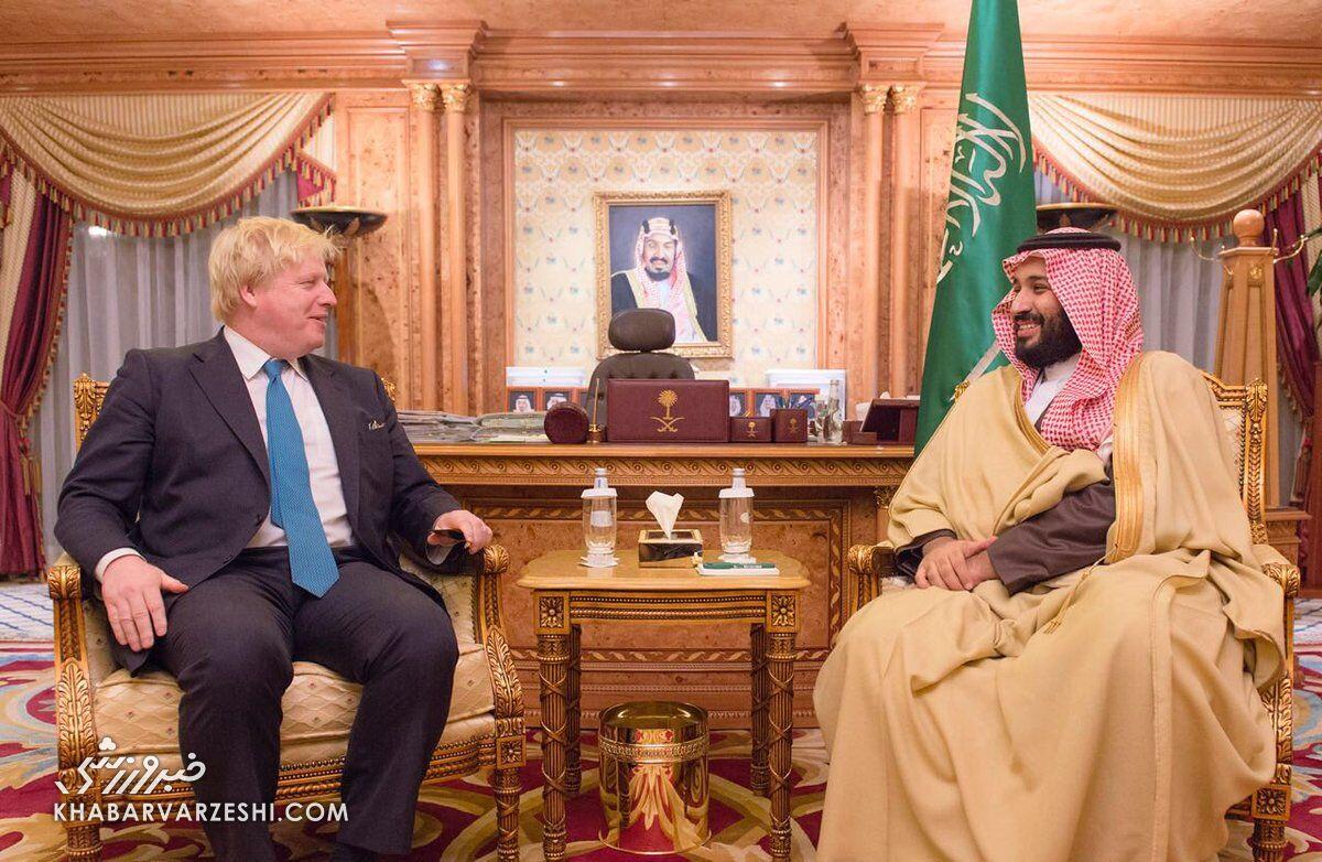 شاهزاده عربستانی نخست وزیر را تهدید کرد!