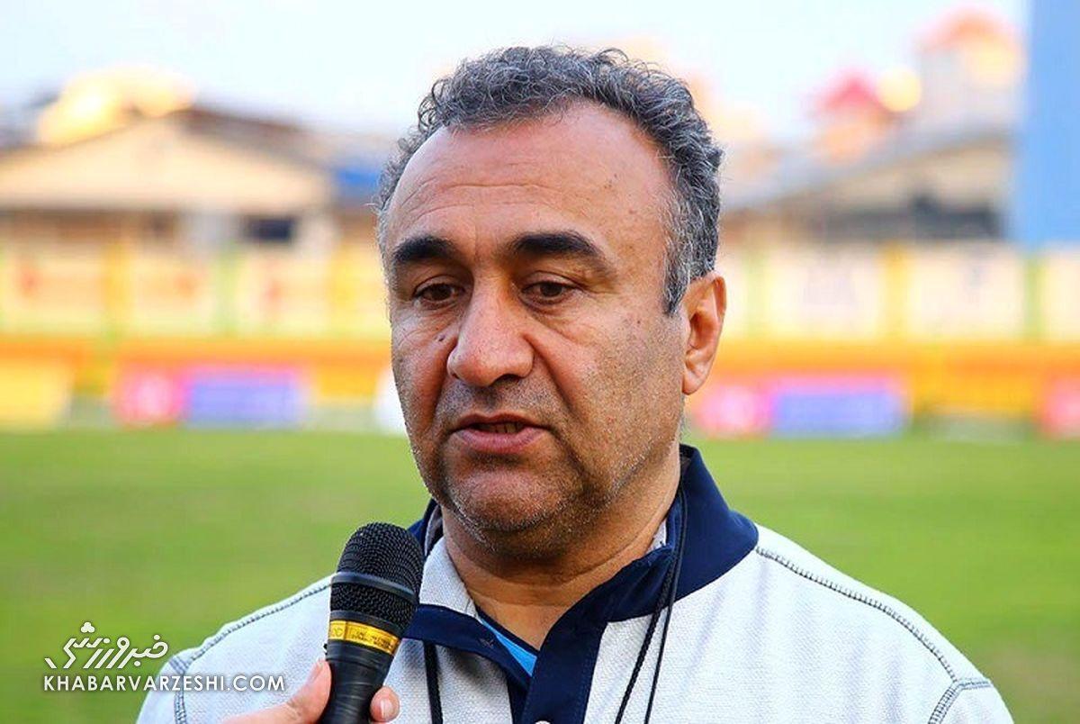 نادر دست نشان درباره قهرمانی استقلال در جام حذفی چه گفت؟