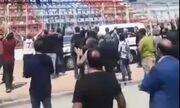 ویدیو| وداع تلخ با نادر دست نشان در ورزشگاه وطنی قائمشهر