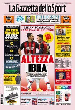 روزنامه گاتزتا  در سطح ایبرا