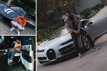 تصاویر| آشنایی با کلکسیون شگفتانگیز کریم/ ۶میلیون پوند برای ماشین!