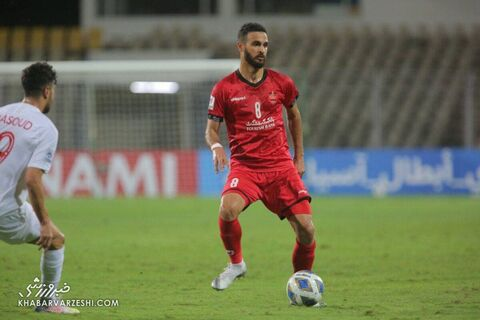 احمد نوراللهی؛ الریان - پرسپولیس