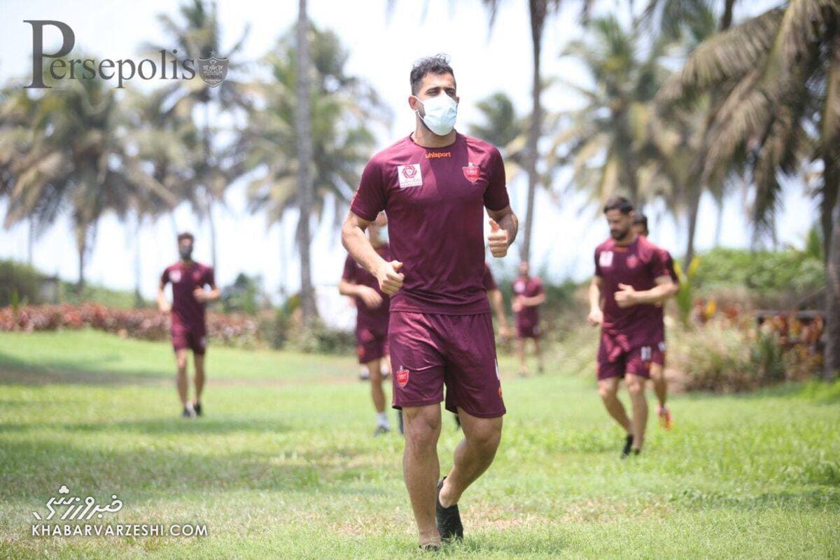 بازیکن پرسپولیس در لیست خارجیهای تیم قطری قرار گرفت/ مدیران باشگاه دوباره تکذیب میکنند؟