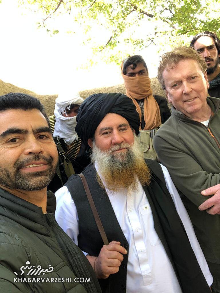 جیمی دوران و طالبان