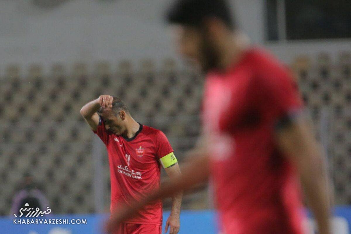 افشای رقم عجیب قرارداد سیدجلال حسینی با پرسپولیس