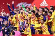 بیلبائو صفر - بارسلونا ۴/ جام شماره ۳۱ در ویترین؛ طلسم قهرمانی بعد از ۲ سال شکست