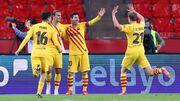 ویدیو| خلاصه بازی بیلبائو 0-4 بارسلونا