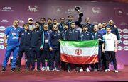 منافع حضور نامداران کشتیایران در مسابقات آسیایی قزاقستان